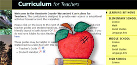 Curriculum for Teachers
